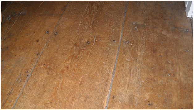 How to maintain oak flooring and Frames
